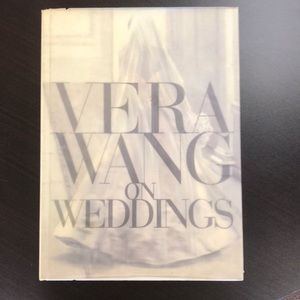 Vera Wang on Weddings book